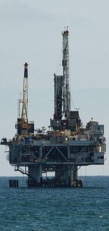 OFFSHORE OIL RIGS